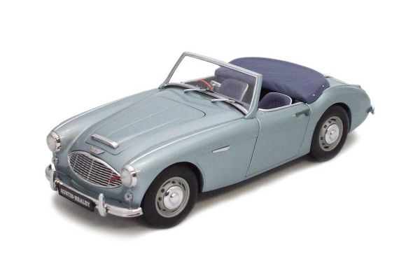 KYOSHO 1/18scale Austin Healey 100/6 Healey Blue [No.K08144SB]