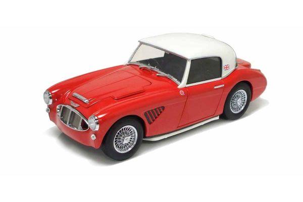 KYOSHO 1/18scale Austin Healey 3000 MK-1 Racing Proto Red [No.K08145R]