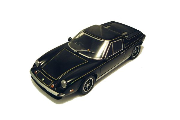 KYOSHO 1/18scale LOTUS EUROPE SPECIAL Black [No.K08151K]