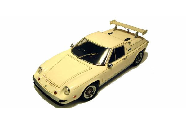 KYOSHO 1/18scale LOTUS EUROPE SPECIAL with REAR WING White [No.K08153W]