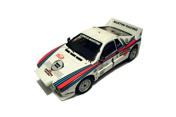 KYOSHO 1/18scale LANCIA RALLY 037 1983 MONTE CARLO Martini / No.1 [No.K08301B]