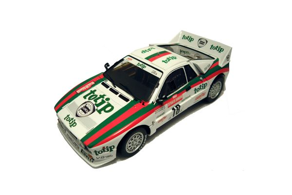 KYOSHO 1/18scale LANCIA RALLY 037 TOTIP 1983 White / No.18 [No.K08302A]