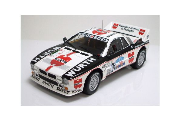 KYOSHO 1/18scale Lancia 037 Rally