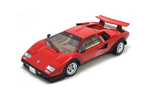 KYOSHO 1/18scale Lamborghini Countach LP500S WW 2009 Red [No.K08323RV]