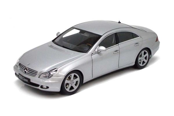 KYOSHO 1/18scale Mercedes-Benz CLS Silver [No.K08401S]