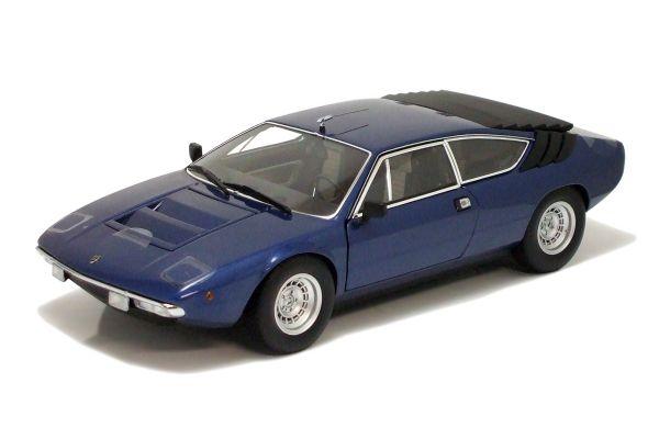 KYOSHO 1/18scale Lamborghini Urraco P250 Blue Metallic [No.K08441BM]