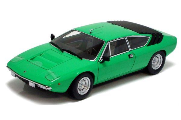 KYOSHO 1/18scale Lamborghini Urraco P250 Green [No.K08441G]