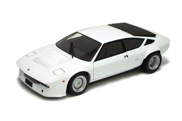 KYOSHO scale Lamborghini Urraco Rally White [No.K08442W]