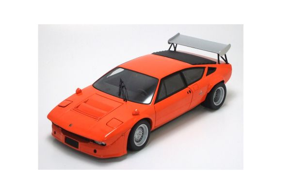 KYOSHO 1/18scale Lamborghini Urraco Rally Orange [No.K08444P]