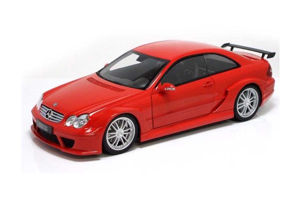 KYOSHO 1/18scale Mercedes Benz  CLK DTM AMG Street  Coupe Red [No.K08461R]