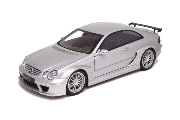 KYOSHO 1/18scale Mercedes Benz  CLK DTM AMG Street Silver [No.K08461S]