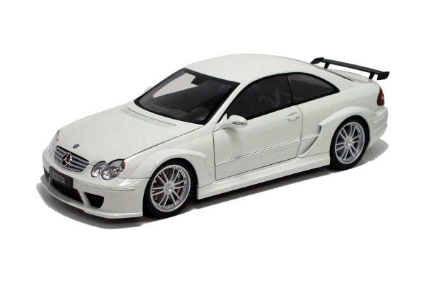 KYOSHO 1/18scale Mercedes Benz  CLK DTM AMG Street  Coupe White [No.K08461W]
