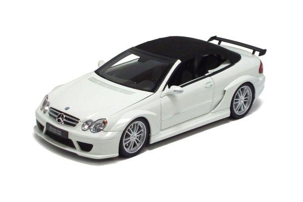 KYOSHO 1/18scale Mercedes Benz CLK DTM AMG Street Cabriolet White [No.K08462W]