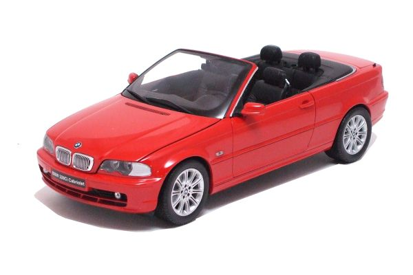 KYOSHO 1/18scale BMW 328i Cabriore Individual Red [No.K08504R]