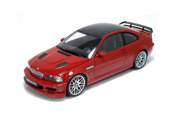 KYOSHO 1/18scale BMW M3 GTR STREET (E46) Red [No.K08507R]
