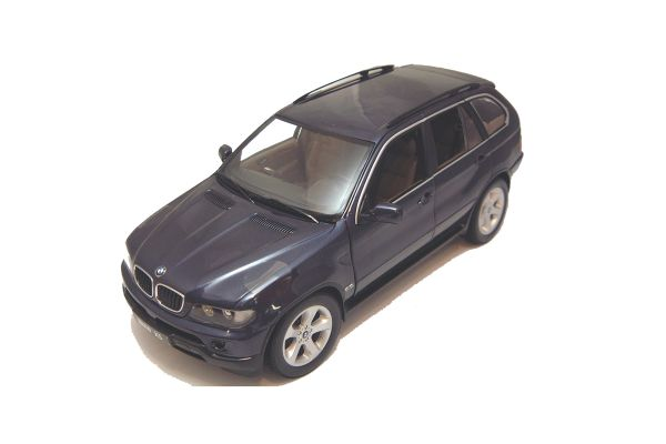 KYOSHO 1/18scale BMW X5 FACE LIFT Blue /Minor change Ver. [No.K08522BL]