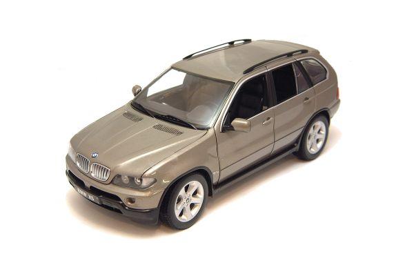 KYOSHO 1/18scale BMW X5 FACE LIFT Gold / Minor change Ver. [No.K08522KV]