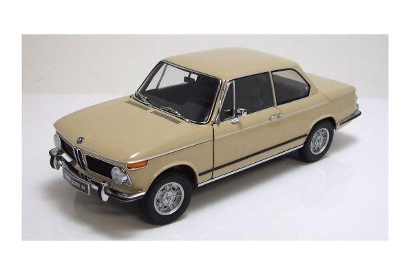 KYOSHO 1/18scale BMW 2002tii Sahara Beige [No.K08541BG]