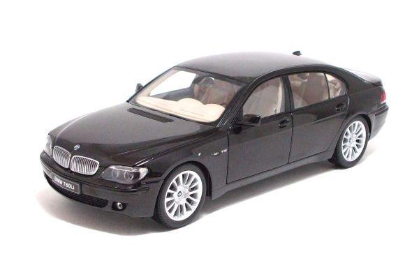 KYOSHO 1/18scale BMW 7 Series Long (E66) Black [No.K08573RB]