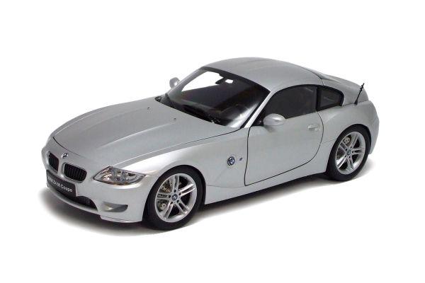 KYOSHO 1/18scale BMW Z4M Silver [No.K08583S]