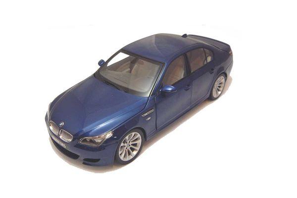 KYOSHO 1/18scale BMW M5 Blue [No.K08593BL]