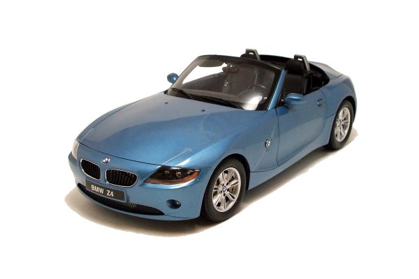 KYOSHO 1/12scale BMW Z4 BlueMetallic [No.K08604BL]