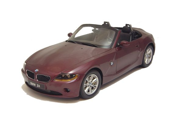 KYOSHO 1/12scale BMW Z4 Red [No.K08604R]