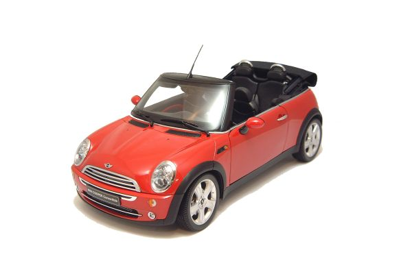 KYOSHO 1/12scale MINI COOPER CONVERTIBLE Red [No.K08605R]