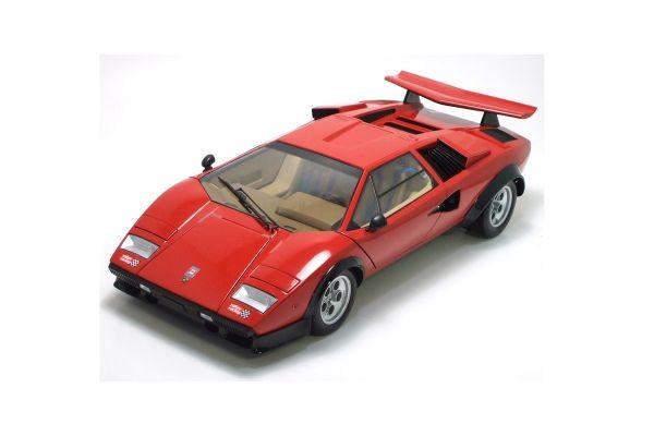 KYOSHO 1/12scale Lamborghini Countach LP500S WW Red [No.K08613RV]