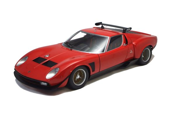 KYOSHO 1/12scale Lamborghini Jota  SVR Red [No.K08623R]