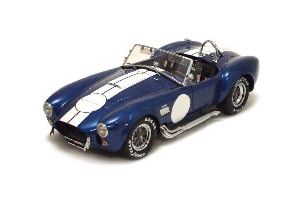KYOSHO 1/12scale Shelby Cobra 427S/C Blue/White stripes [No.K08631BL]