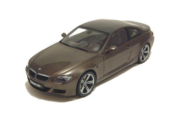 KYOSHO 1/18scale BMW M6 (E63) Bronze [No.K08703BZ]