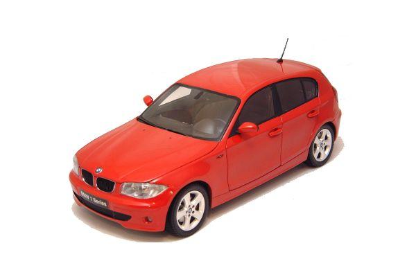 KYOSHO 1/18scale BMW 120i Red [No.K08721R]