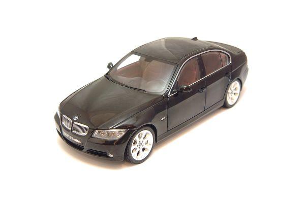 KYOSHO 1/18scale BMW 3-SERIES SEDAN Black [No.K08731BK]