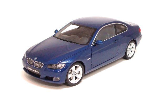 KYOSHO 1/18scale BMW 3 Series Touring (E91) Blue [No.K08735BL]