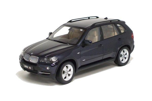 KYOSHO 1/18scale BMW X5 (E70) Blue [No.K08752BL]