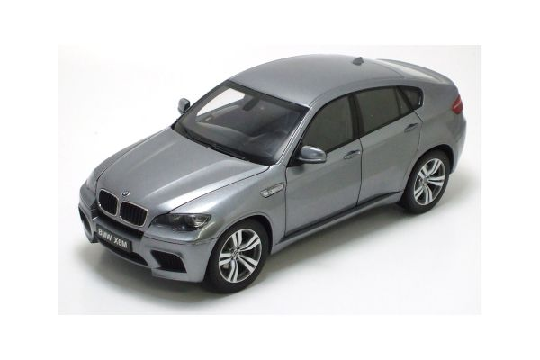 KYOSHO 1/18scale BMW X6 M Space Gray [No.K08762SG]