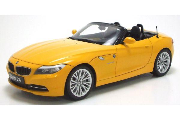 KYOSHO 1/18scale BMW Z4 sDrive 35i (E89) Atacama Yellow [No.K08771AY]