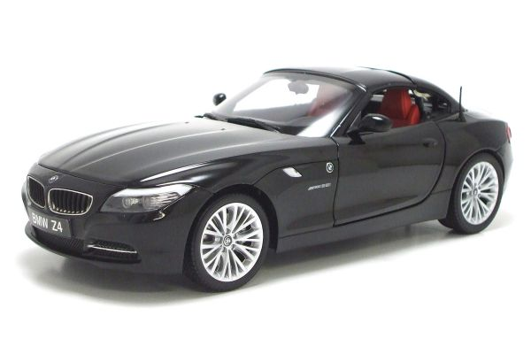 KYOSHO 1/18scale BMW Z4 sDrive 35i (E89) Jet Black [No.K08771JBK]