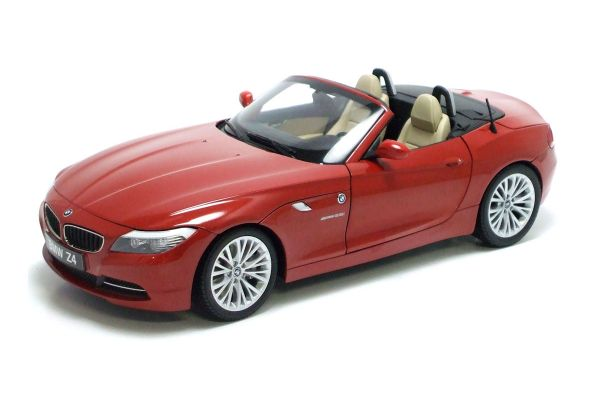 KYOSHO 1/18scale BMW Z4 sDrive35i (E89) Melbourne Red Metallic [No.K08771MR]