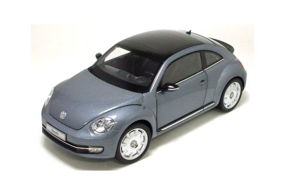 KYOSHO 1/18scale Volkswagen The Beetle Platinum Grey [No.K08811PGR]