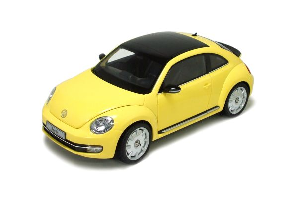 KYOSHO 1/18scale Volkswagen The Beetle Sun Flower uni [No.K08811SY]