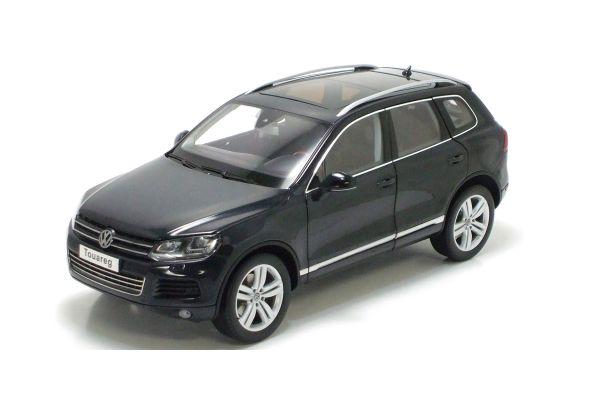 KYOSHO 1/18scale Volkswagen Touareg 2010 TSI Deep Black Pearl [No.K08822DBK]