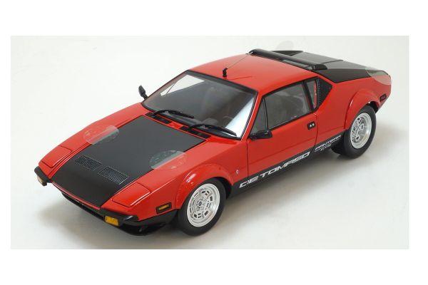 KYOSHO 1/18scale De Tomaso Pantera GTS Red/Black [No.K08852R]