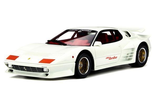 GT SPIRIT 1/18scale Koenig Special 512 BBi Turbo White [No.GTS017KJ]