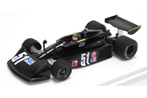 KYOSHO 1/43scale Kojima KE007 1976 WORLD CHAMPIONSHIP IN JAPAN 24. OCTOBER RACE [No.KR431013]