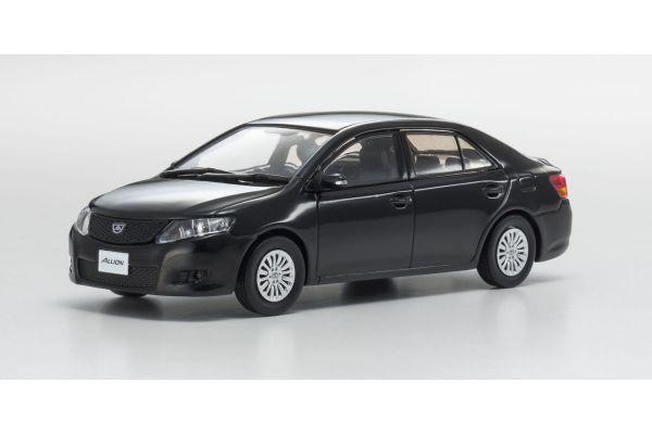 KYOSHO 1/43scale Toyota ALLION (Early) Black Mica [No.KS03635BK]