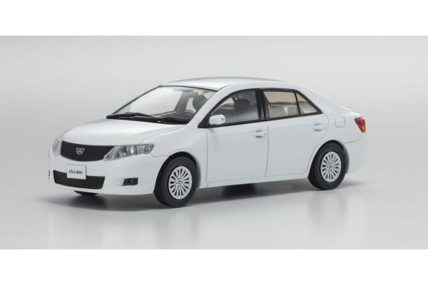 KYOSHO 1/43scale Toyota ALLION (Early) Super White II [No.KS03635W]