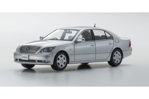 KYOSHO 1/43scale Toyota CELSIOR F30 C Type Silver Metallic [No.KS03636S]