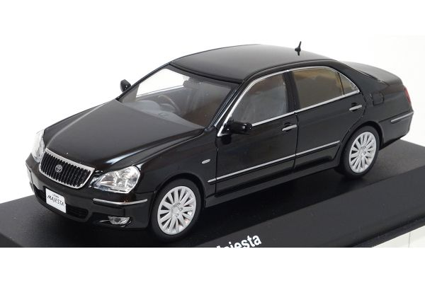 KYOSHO 1/43scale Toyota Crown Majesta Black [No.KS03638BK]